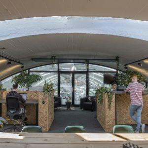 Splendorflex De Boog Coworkingspace werkplekken Nijmegen
